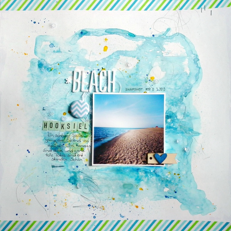 Layout - Beach