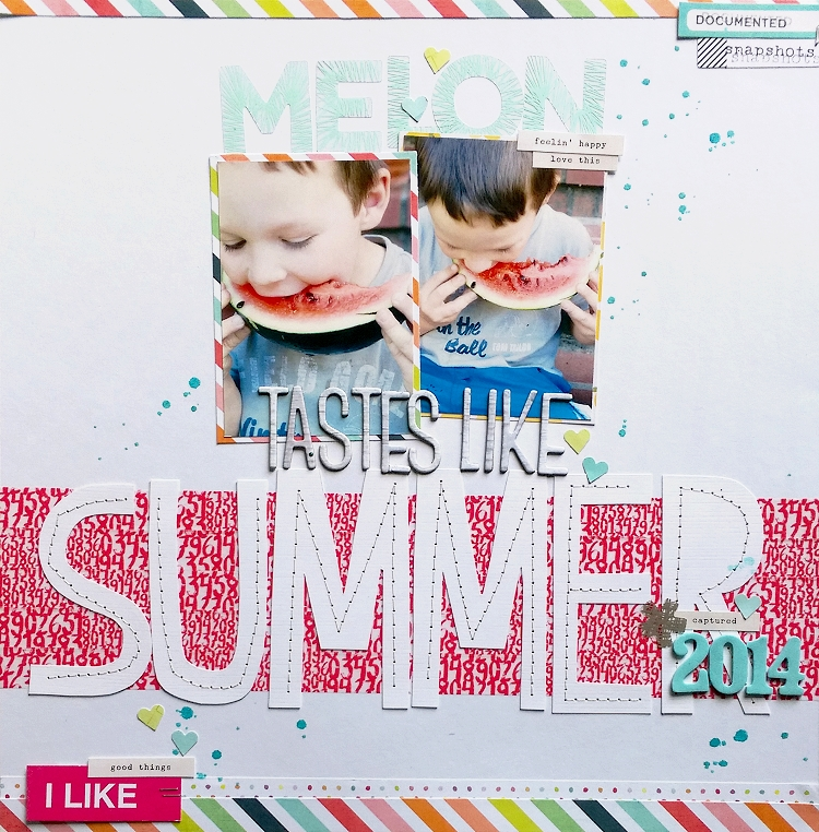 melon-summer