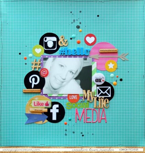 My Social Media Life